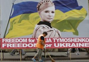 Пресса: оппозиция не хочет Тимошенко как политического игрока