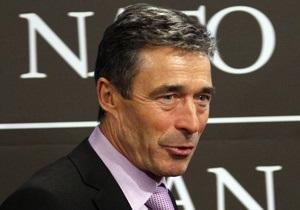 Украина - НАТО - Генсек НАТО: Украина станет членом альянса после выполнения необходимых условий