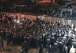 Марков - Одесса - штурм - МВД - задержание - По факту штурма в Одессе задержаны четверо сторонников Маркова