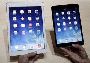 Урожай яблок. Чем похвасталась Apple на презентации новых гаджетов - ipad air - ipad mini 2 - ipad retina - macbook