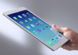 Аpple показала свой  сверхчеткий  планшет