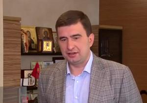 Милиция оттеснила соратников Маркова от здания МВД