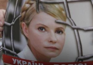 Тимошенко два часа общалась с Коксом и Квасьневским