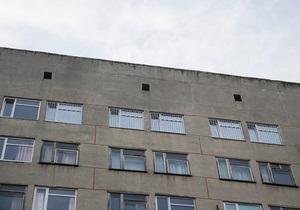 Тимошенко - Кокс - Квасьневский - встреча - И вновь без комментариев. Кокс и Квасьневский покинули больницу Тимошенко