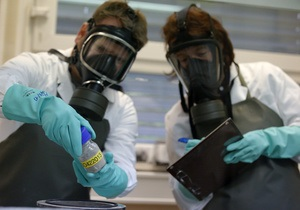 Германия продала в Сирию более 350 тонн материалов, пригодных для производства химоружия
