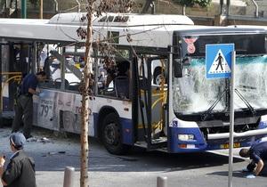 Израильские силовики уничтожили подозреваемого в теракте в Тель-Авиве выстрелом из гранатомета