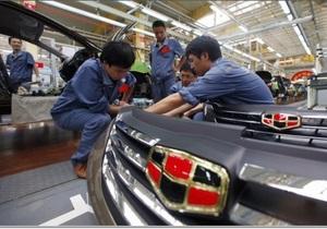 Китайські авто готуються підкорити український ринок, витіснивши росіян - Ъ - byd - geely