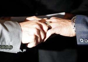 В столице Австралии разрешили заключать однополые браки