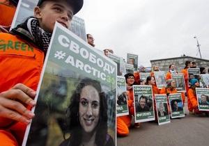 Защита Arctic Sunrise: Нидерланды подали жалобу на россиян в трибунал по морскому праву