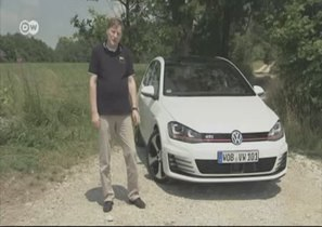 Самый спортивный Volkswagen Golf