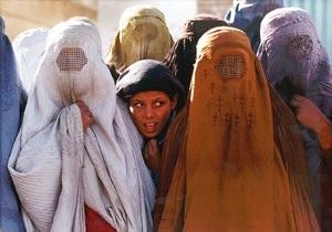 Запретная зона. Чего нельзя делать афганским женщинам