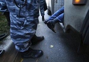 Задержаны 8 участников националистического митинга в Петербурге