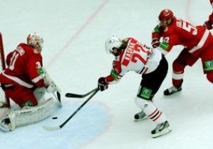 КХЛ: Донбасс проиграл подмосковному Витязю