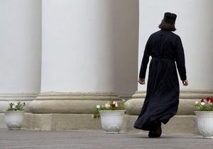 В России нашли тело священника в багажнике его автомобиля