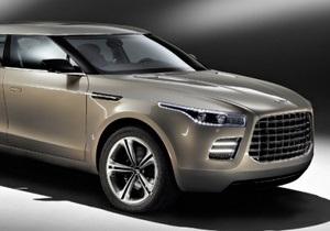 Aston Martin знову має намір випустити кросовер