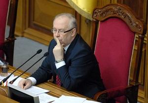 Рыбак - лечение - Рыбак надеется, что закон о лечении Тимошенко за границей рассмотрят на следующей неделе