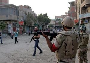 В Египте обезврежены боевики, планировавшие теракты перед судом над Мухаммедом Мурси