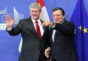 ЗСТ - ЕС - Канада - ЕС и Канада намерены договориться о свободной торговле