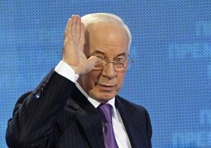 Азаров рассказал, когда Кабмин закончит проект бюджета-2014  без сказок