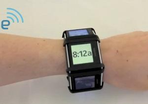 Еще одни часы. Павший лидер мобильного рынка запатентовал браслет-компьютер - nokia