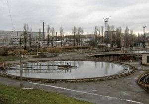Власти могут выделить 7,8 млрд гривен на спасение Бортнической станции аэрации