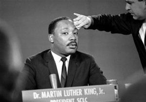 Бумаги Мартина Лютера Кинга ушли с аукциона за $130 тысяч