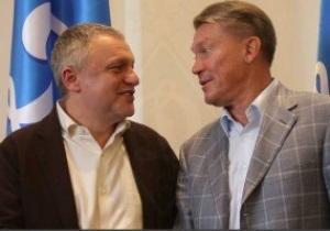 Президент Динамо может отправить Блохина в отставку зимой