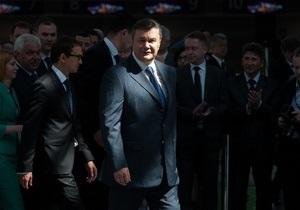 Янукович пообещал подписать решение Рады о возможности лечения Тимошенко за границей