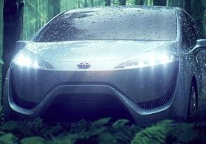 Toyota раскрыла подробности нового водородного авто