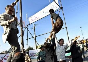 Чудом выжившего наркоторговца в Иране казнят повторно