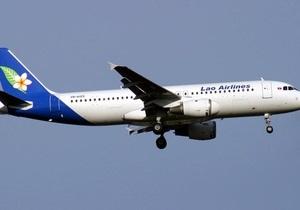 Лаос - літак - аварія
