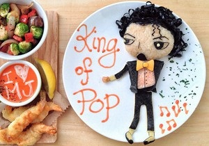 Съесть Майкла Джексона. Кулинарные шедевры малайзийской домохозяйки покоряют интернет