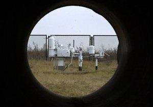 Украина показывает резкое снижение закупок российского газа по итогам января-августа