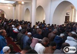 Я-Корреспондент: Курбан-байрам в киевской мечети Ар-Рахма