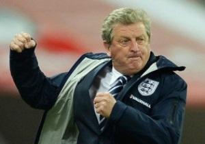 Главный тренер сборной Англии: О плей-офф не думаем