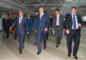 В Борисполе определились с будущим одного из новых терминалов