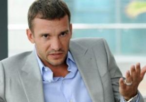 Шевченко не считает чудом выступление сборной Украины