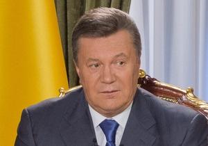 Янукович готовится к встрече с женщинами-героями, а Азаров отбыл в Россию