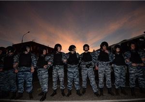 Новости России - Берюлево - Российская полиция взяла под контроль ситуацию на юге столицы