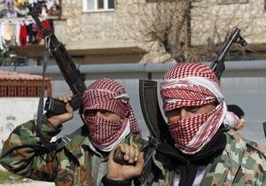 Боевики похитили сотрудников Красного Креста в Сирии
