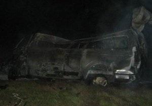 Новини Росії - ДТП - Самара - Поліція затримала винуватця ДТП під Самарою, в якому загинули 13 людей
