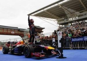 Формула-1. Феттель в тяжелой борьбе побеждает в Японии