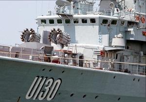 Украинский фрегат с вертолетом и спецназом на борту начал патрулирование в Аденском заливе