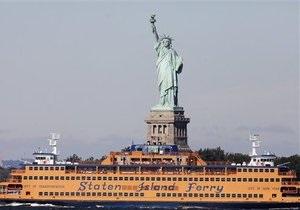 США: статую Свободы вновь открыли для туристов