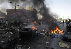 В результате взрыва в Ираке погибли 12 человек, еще 13 ранены
