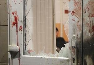 Крашкова - Врадиевка - изнасилование - В ночь нападения в райотделе МВД Врадиевки все спали - коллеги обвиняемых