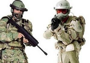 Сверхчеловек - В США создают костюм сверхчеловека для солдат