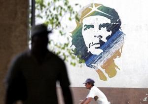На юге Боливии канонизировали Че Гевару