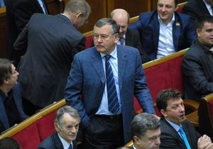 Гриценко - Батьківщина - перебежчики - Гриценко анонсировал появление новых перебежчиков в Батьківщине
