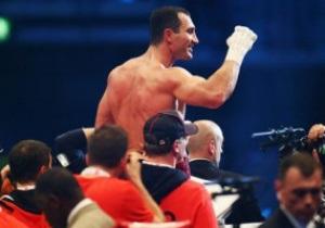 Владимир Кличко попал в список самых скучных боксеров современности